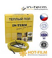 Греющий кабель Interm (Чехия) Нагревательные маты  в стяжку