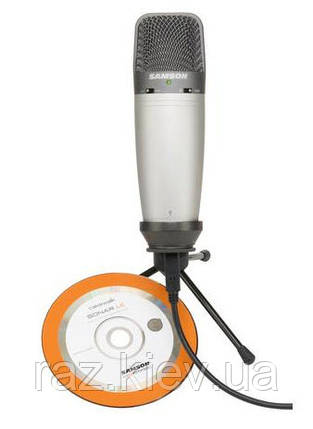 Микрофон универсальный конденсаторный SAMSON C03U, фото 2