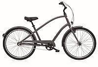 "Велосипед 26"" ELECTRA Townie Original 3i Men's satin graphite"