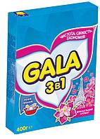 Порошок для ручной стирки GALA для белого белья (400г)