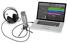Универсальный USB студийный микрофон SAMSON C01U Pro, фото 3