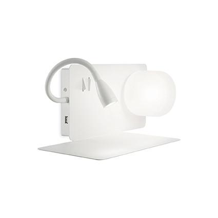 Настенный светильник Book AP2. Ideal Lux