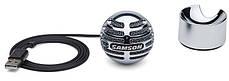 Компактный USB конденсаторный микрофон SAMSON METEORITE, фото 2