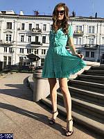 Платье S-1904 (42, 44, 46) — купить Платья оптом и в розницу в одессе 7км