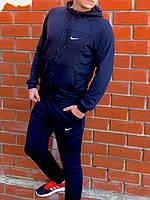Спортивный костюм Nike, темно-синий