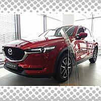 Молдинги на двери Mazda CX-5 2017>