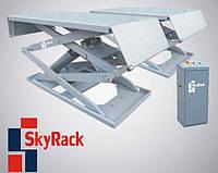 Автомобильный ножничный электрогидравлический подъемник (SR-3030) SkyRack