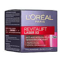 L'Oréal Paris Revitalift Laser X3 Anti-Falten Pflege - Крем для лица против морщин