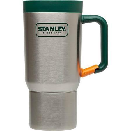 Термокружка Stanley Adventure Clip Grip 590 мл серая