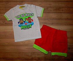 Яркие костюмы для мальчиков Бокс 1-5 лет