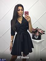 Платье S-2077 (42-44) — купить Платья оптом и в розницу в одессе 7км