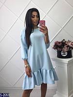 Платье S-2083 (42-44) — купить Платья оптом и в розницу в одессе 7км