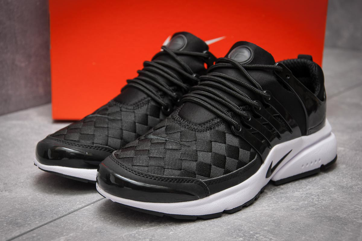 a4fda080 Кроссовки мужские Nike Air Presto BRS 1000, черные (13074) размеры в  наличии ▻