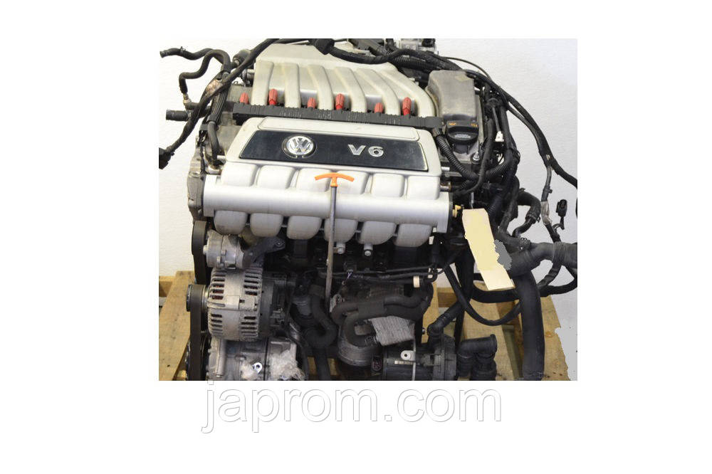 Мотор (Двигатель) VW Golf R32 Audi A3 TT Eos 3.2 V6 BHE 2006r
