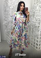 Платье S-2148 (42-44) — купить Платья оптом и в розницу в одессе 7км