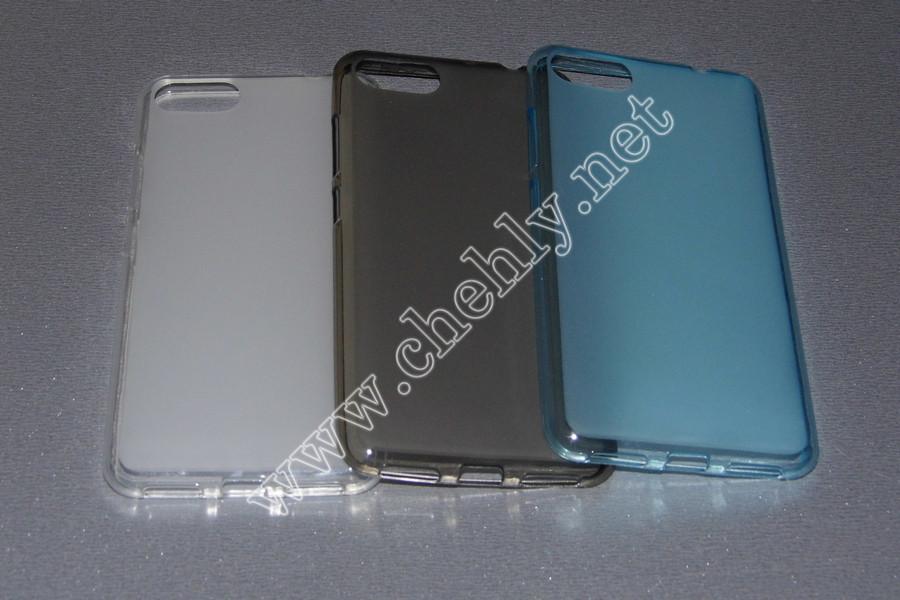 Силиконовый чехол Asus ZenFone 4 Max ZC554KL / X00ID