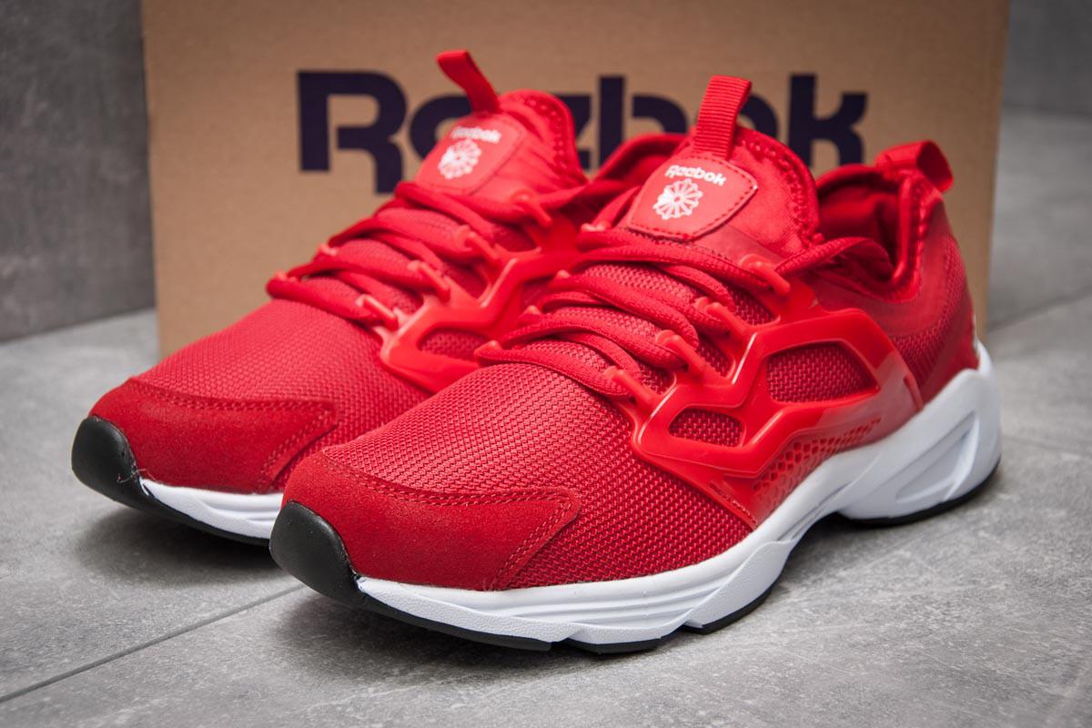 Кроссовки мужские Reebok Fury Adapt, красные (13102) размеры в наличии ►(нет на складе)