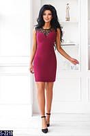 Платье S-2210 (42-44, 44-46) — купить Платья оптом и в розницу в одессе 7км