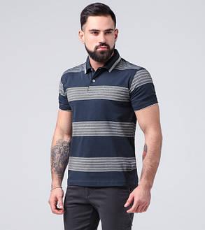 Braggart   Рубашка поло 6683 синий, фото 2