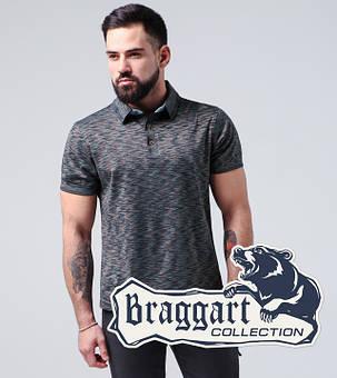 Braggart | Тенниска мужская 6658 синий, фото 2