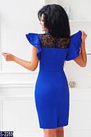 Платье S-2289 (42-44, 44-46) — купить Платья оптом и в розницу в одессе 7км