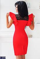 Платье S-2293 (42-44, 44-46) — купить Платья оптом и в розницу в одессе 7км