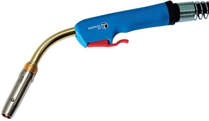 Горелка Ergoplus 36 для полуавтоматической сварки (MIG/MAG) Trafimet. 5м.