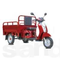 Грузовой мотоцикл SPARK SP110TR - 4 (кузов 1200х800х280)