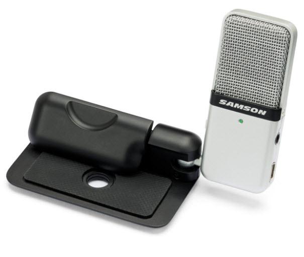 USB микрофон универсальный SAMSON GO MIC