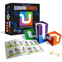 """Настольная игра """"Собери змею!"""" / """"Cobra Cubes"""""""