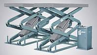 Автомобильный ножничный электрогидравлический подъемник (SR-3035N) SkyRack