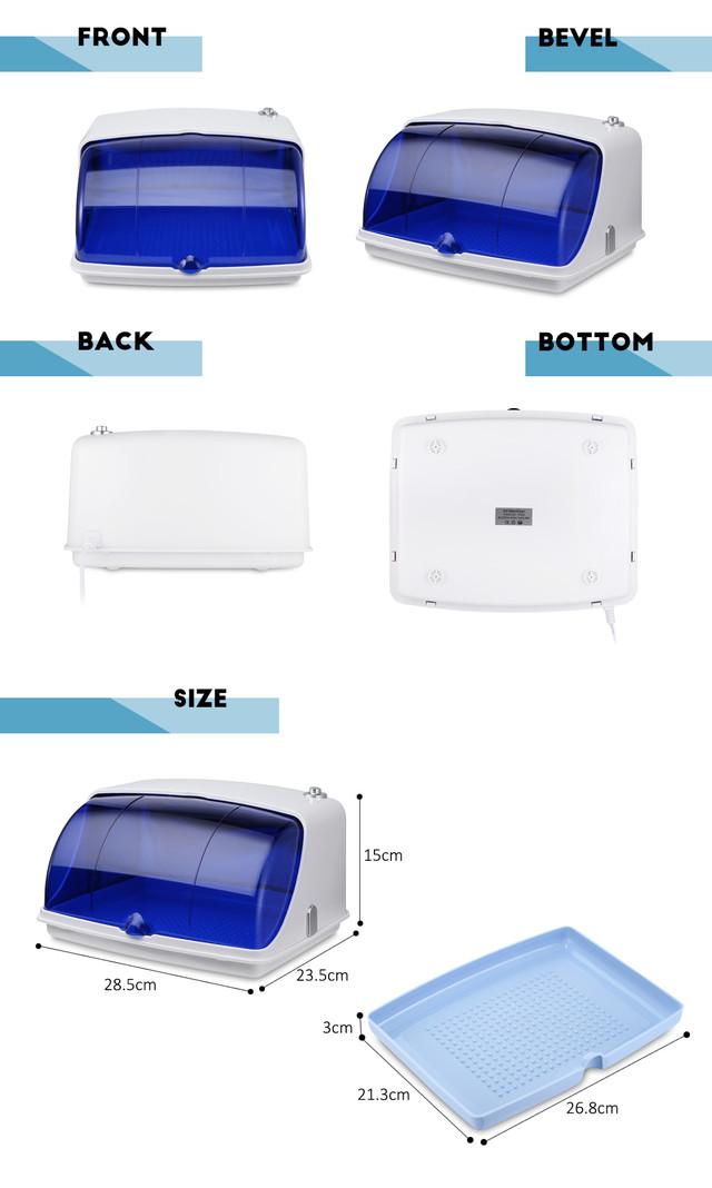 Ультрафиолетовый стерилизатор UV Sterilizer FEIMEI SIMEI 898-8 для косметологических инструментов