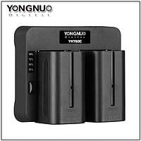 Зарядное устройство Yongnuo YN750C для Sony NP-F-750NP-F-970 (YN750C charger)