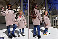 Пальто S-2481 (116-122, 128-134, 104-110) — купить Детская одежда оптом и в розницу в одессе 7км