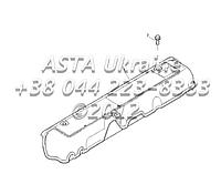 Крышка головки блока цилиндров, двигатель 1104C-44T, RG38101 G1-8-2