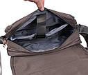 Мужская текстильная сумка XXL8311B-GREY серия, фото 6