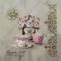 Вышивка бисером - Чайные розы