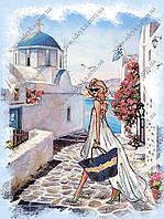 Вышивка бисером - Греческие каникулы