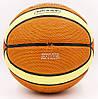 М'яч баскетбольний PU №5 STAR JMC05000Y (PU, бутил, жовтий), фото 3