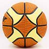 М'яч баскетбольний PU №5 STAR JMC05000Y (PU, бутил, жовтий), фото 4
