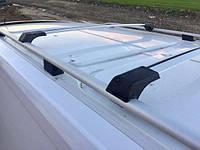 Поперечины на рейлинги Fiat Doblo (серые)