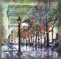 Вышивка бисером - Триумфальная арка