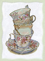 Вышивка бисером - Английский чай
