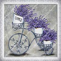 Вышивка бисером - Краски Прованса