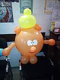 Смешарики из шаров, фото 6
