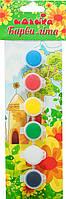 Акриловые краски - Краски лета (6 цветов)