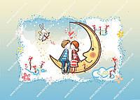 Вышивка бисером - Лунный свет