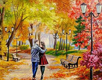 Картины по номерам/ Романтика