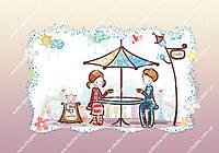 Вышивка бисером - Первое свидание
