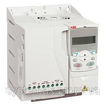 Перетворювач частоти ABB ACS310-03E-17A2-4 (7.5 кВт, 380 В)